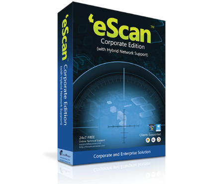 eScan Corporate Edition Shopping & Trial