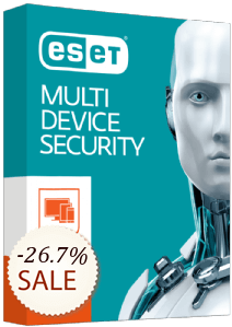 ESET Multi-Device Security Discount Coupon