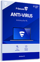 F-Secure Anti-Virus Discount Coupon