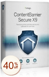 Intego ContentBarrier Secure Discount Coupon