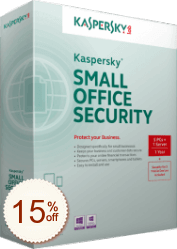 Kaspersky Small Office Security de remise