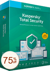 Kaspersky Total Security de remise