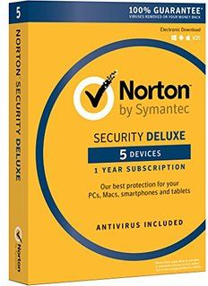 Norton Security Deluxe de remise