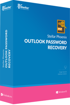 Stellar Phoenix Outlook Password Recovery de remise