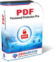 XenArmor PDF Password Protector Pro Shopping & Trial