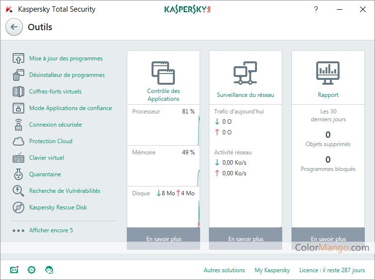 Kaspersky free for mac