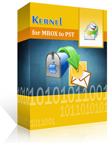 Kernel for MBOX to PST 25% de remise