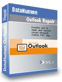 DataNumen Outlook Repair Discount Coupon