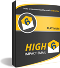 High Impact Email Discount Deal