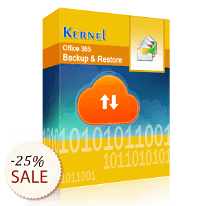 Kernel Office 365 Backup & Restore Discount Coupon