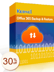 Kernel Office 365 Backup Discount Coupon