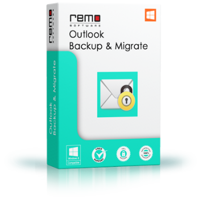Remo Outlook Sauvegarde & Migrate Discount Coupon