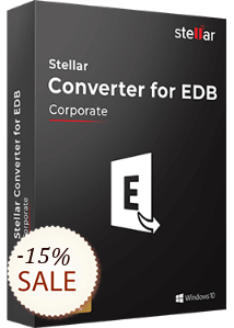 Stellar Converter for EDB de remise