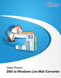 Stellar DBX to Windows Live Mail Converter Shopping & Trial