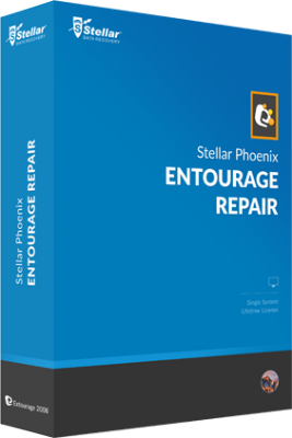 Stellar Phoenix Entourage Repair Shopping & Trial