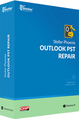 Stellar Phoenix Outlook PST Repair Discount Coupon