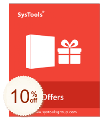 SysTools Outlook Toolbox Discount Coupon