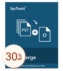 SysTools PST Merge de remise