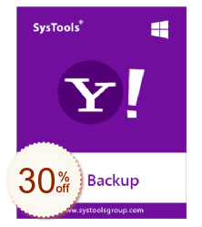 SysTools Yahoo Backup Discount Coupon