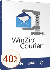 WinZip Courier Shopping & Trial