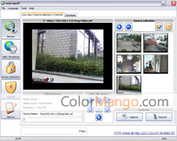webcamXP Screenshot
