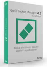 Genie Backup Manager Home Coupon de réduction