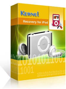 Kernel Recovery for iPod promo code