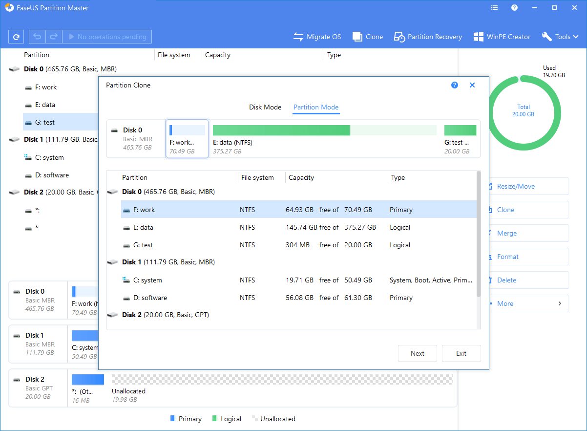 download easeus partition magic gratis