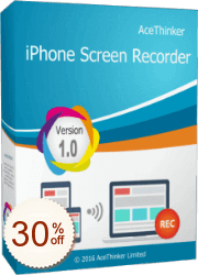 Acethinker iPhone Screen Recorder Discount Coupon
