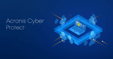 Acronis Cyber Protect Shopping & Trial