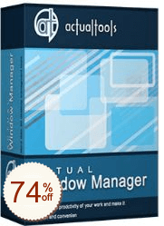 Actual Window Manager Discount Deal