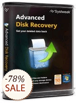 Advanced Disk Recovery Discount Coupon