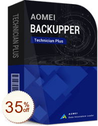 AOMEI Backupper Technician Plus Discount Coupon