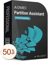 AOMEI Partition Assistant Discount Coupon