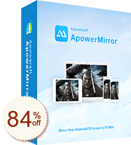 ApowerMirror Discount Coupon