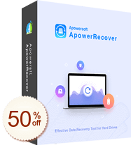 ApowerRecover Discount Coupon