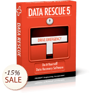 Data Rescue Mac Discount Coupon