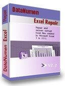 DataNumen Excel Repair Shopping & Trial