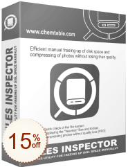 Files Inspector Discount Coupon