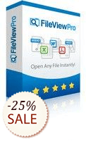FileViewPro Shopping & Trial