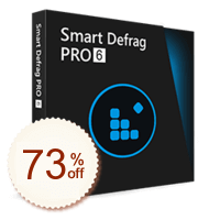 IObit Smart Defrag PRO Discount Coupon