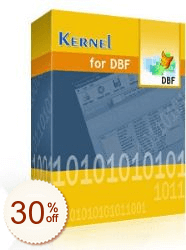 Kernel for DBF Discount Coupon