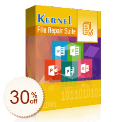 Kernel MS Office File Repair Suite Discount Coupon
