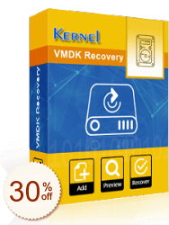 Kernel VMDK Recovery Software Discount Coupon