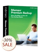 Memeo Premium Backup Discount Coupon