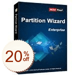 MiniTool Partition Wizard Enterprise Discount Coupon