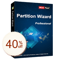 MiniTool Partition Wizard Pro Discount Coupon
