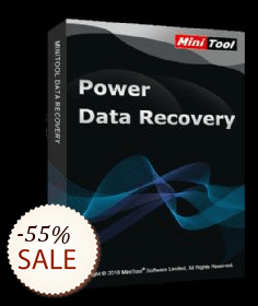MiniTool Power Data Recovery Discount Coupon
