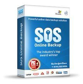 SOS Online Backup Shopping & Review