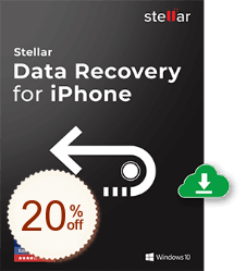 Stellar Data Recovery for iPhone Discount Coupon